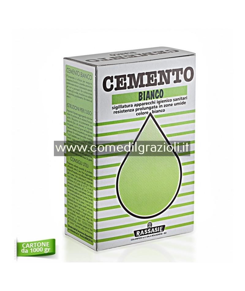CEMENTO BIANCO 325 DA KG.1...