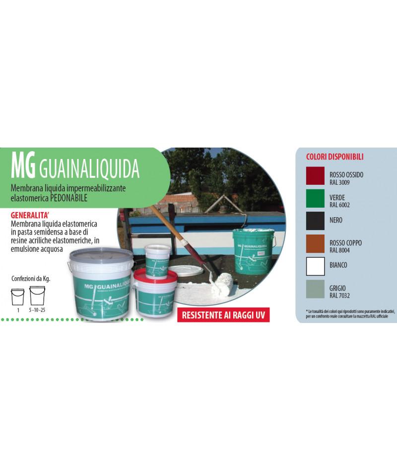 GUAINA LIQUIDA GRIGIO KG.5...