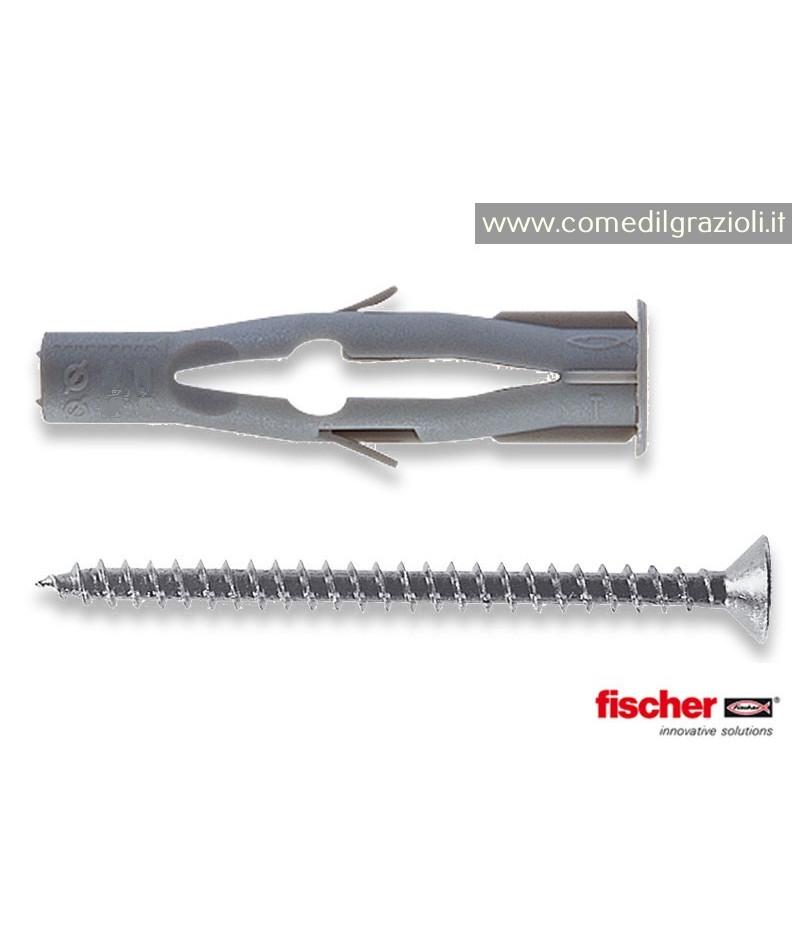 TASSELLI FU 10X60  FISCHER...