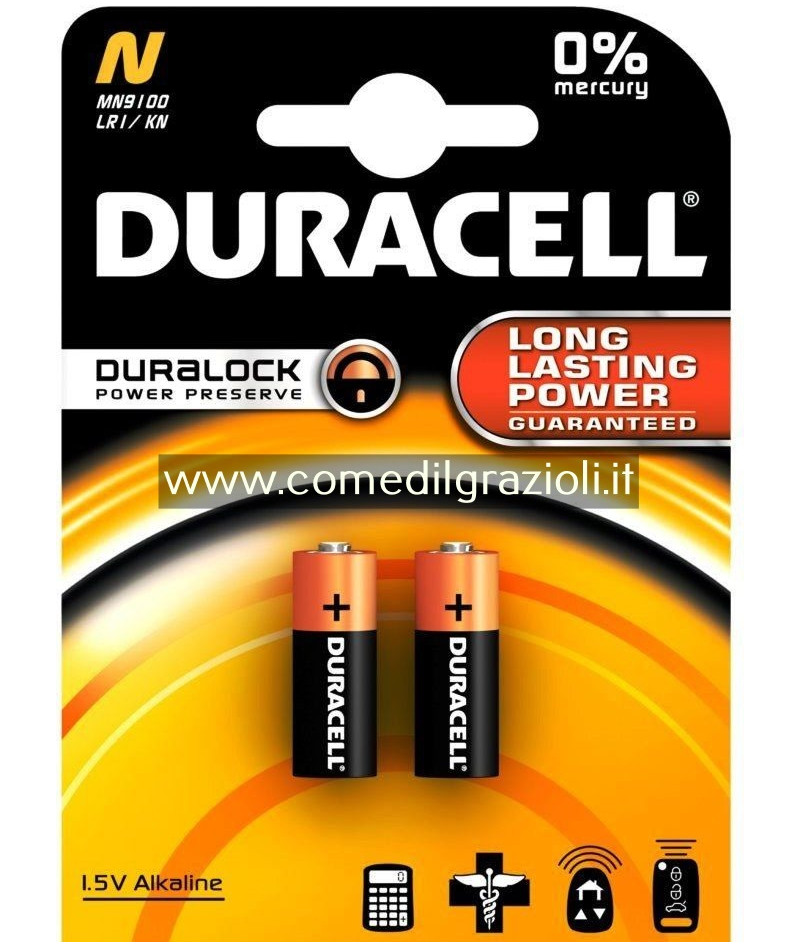 PILE DURACELL SPECIAL N...