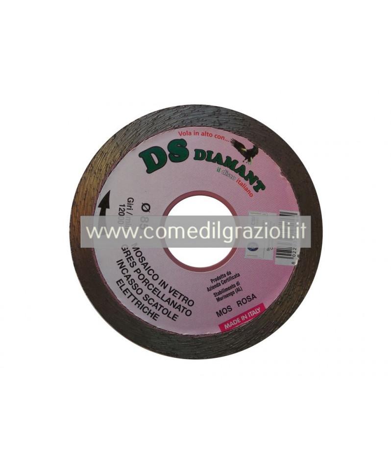DISCHI DIAMANTATI D.85mm...