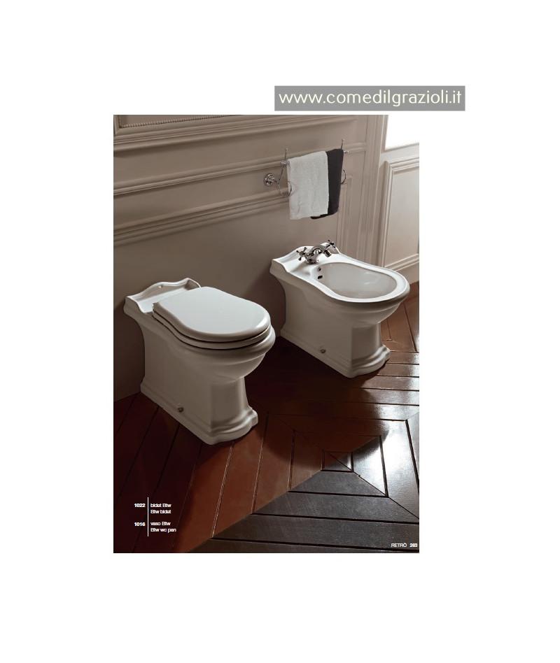 KERASAN RETRO' VASO WC IN...