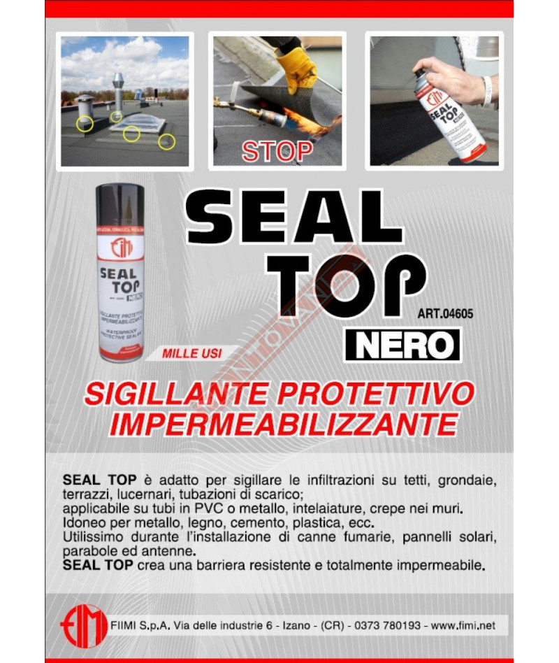 SEAL TOP SPRAY SIGILLANTE...