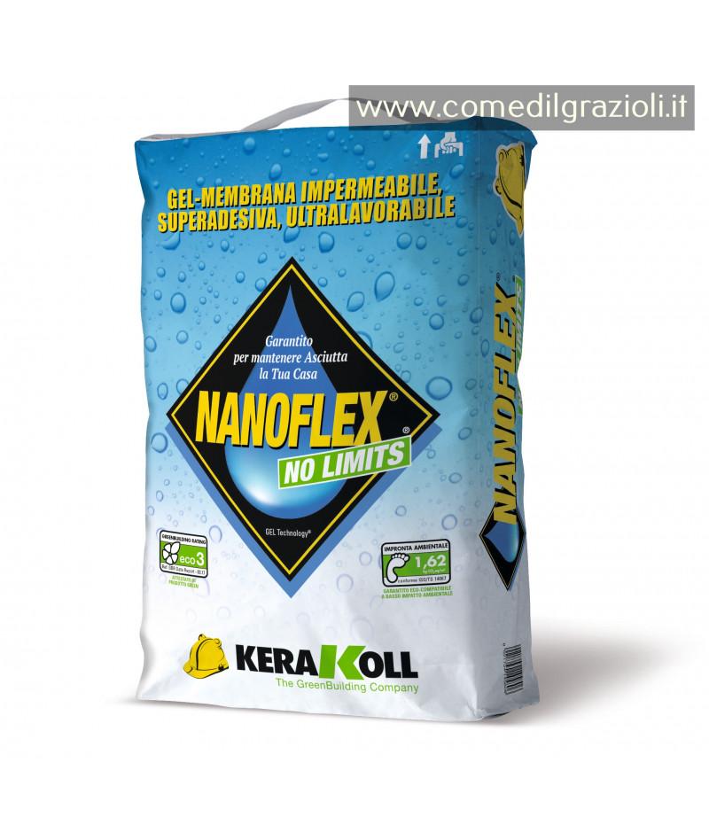 NANOFLEX NO LIMITS GEL...