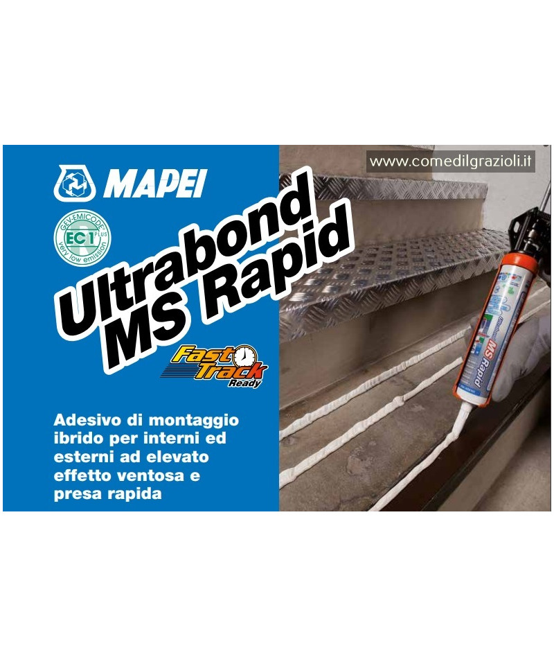 ULTRABOND MS RAPID MAPEI...