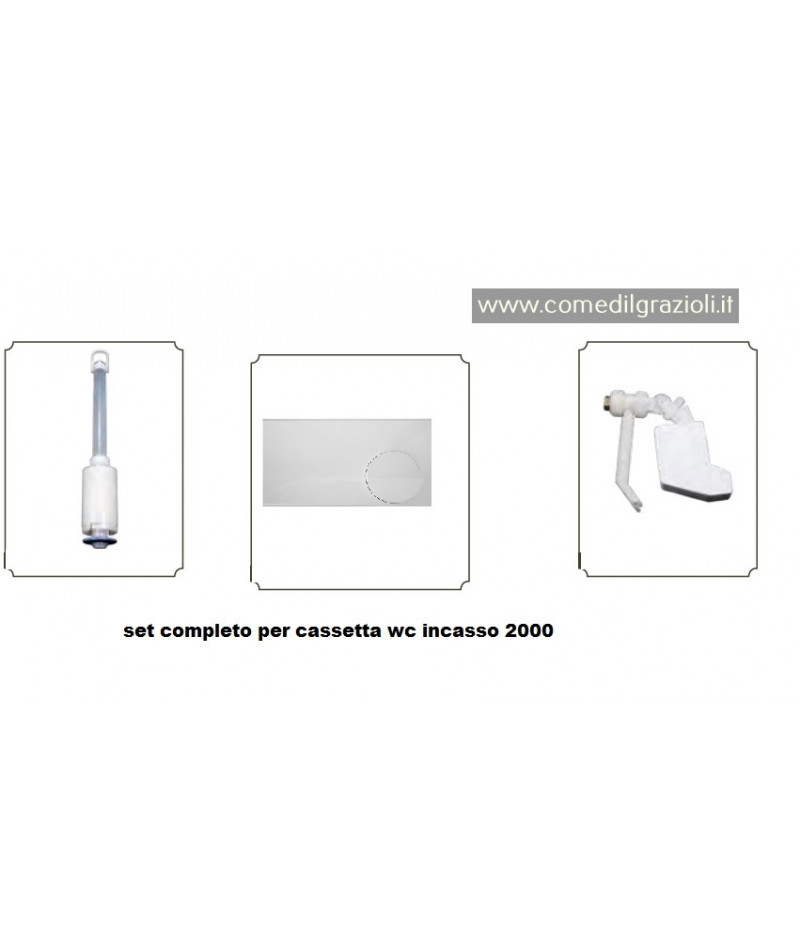 SET COMPLETO PLACCA -...